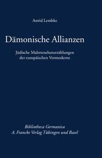 Abbildung von Lembke   Dämonische Allianzen   2013