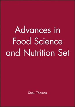 Abbildung von Thomas | Advances in Food Science and Nutrition | 2014