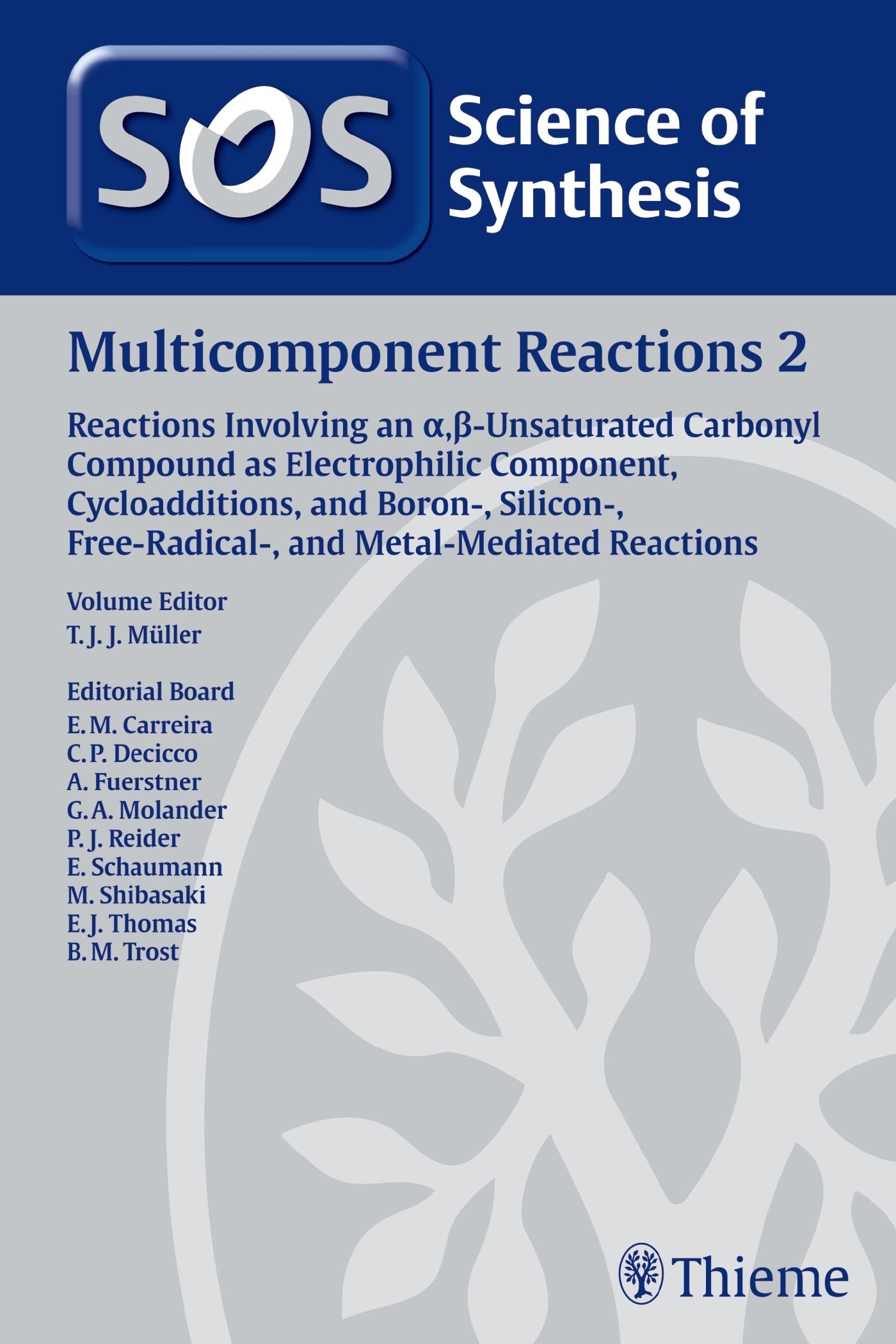 Abbildung von Multicomponent Reactions, Volume 2 | 2013