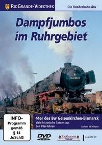 Abbildung von Dampfjumbos im Ruhrgebiet | 2013