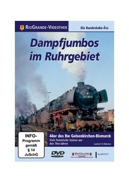 Abbildung von Dampfjumbos im Ruhrgebiet | 2013 | 44er des Bw Gelsenkirchen-Bism...
