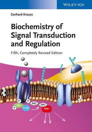 Biochemistry of Signal Transduction and Regulation | Krauss, 2014 | Buch (Cover)