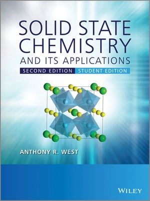 Abbildung von West   Solid State Chemistry and its Applications   2014