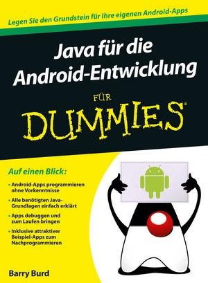 Abbildung von Burd   Java für die Android-Entwicklung für Dummies   2014
