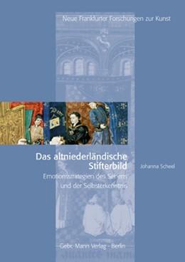 Abbildung von Scheel   Das altniederländische Stifterbild   2013   Emotionsstrategien des Sehens ...   14