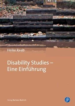 Abbildung von Raab | Disability Studies – Eine Einführung | 1. Auflage | 2021 | beck-shop.de