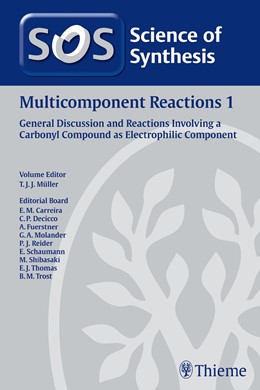 Abbildung von Science of Synthesis: Multicomponent Reactions Vol. 1 | 2013 | General Discussion and Reactio...