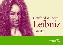Abbildung von Leibniz | Werke | 2015