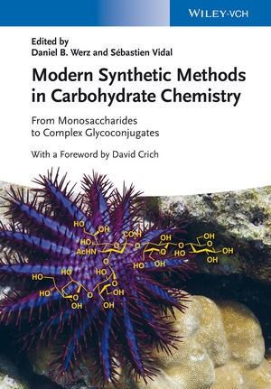 Abbildung von Werz / Vidal | Modern Synthetic Methods in Carbohydrate Chemistry | 2013