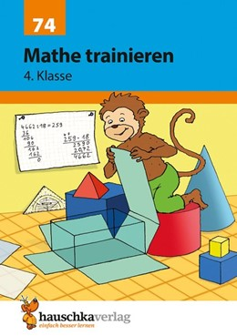 Abbildung von Hauschka   Mathe trainieren 4. Klasse   1. Auflage   2015   beck-shop.de