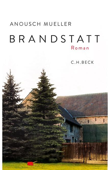 Cover: Anousch Mueller, Brandstatt