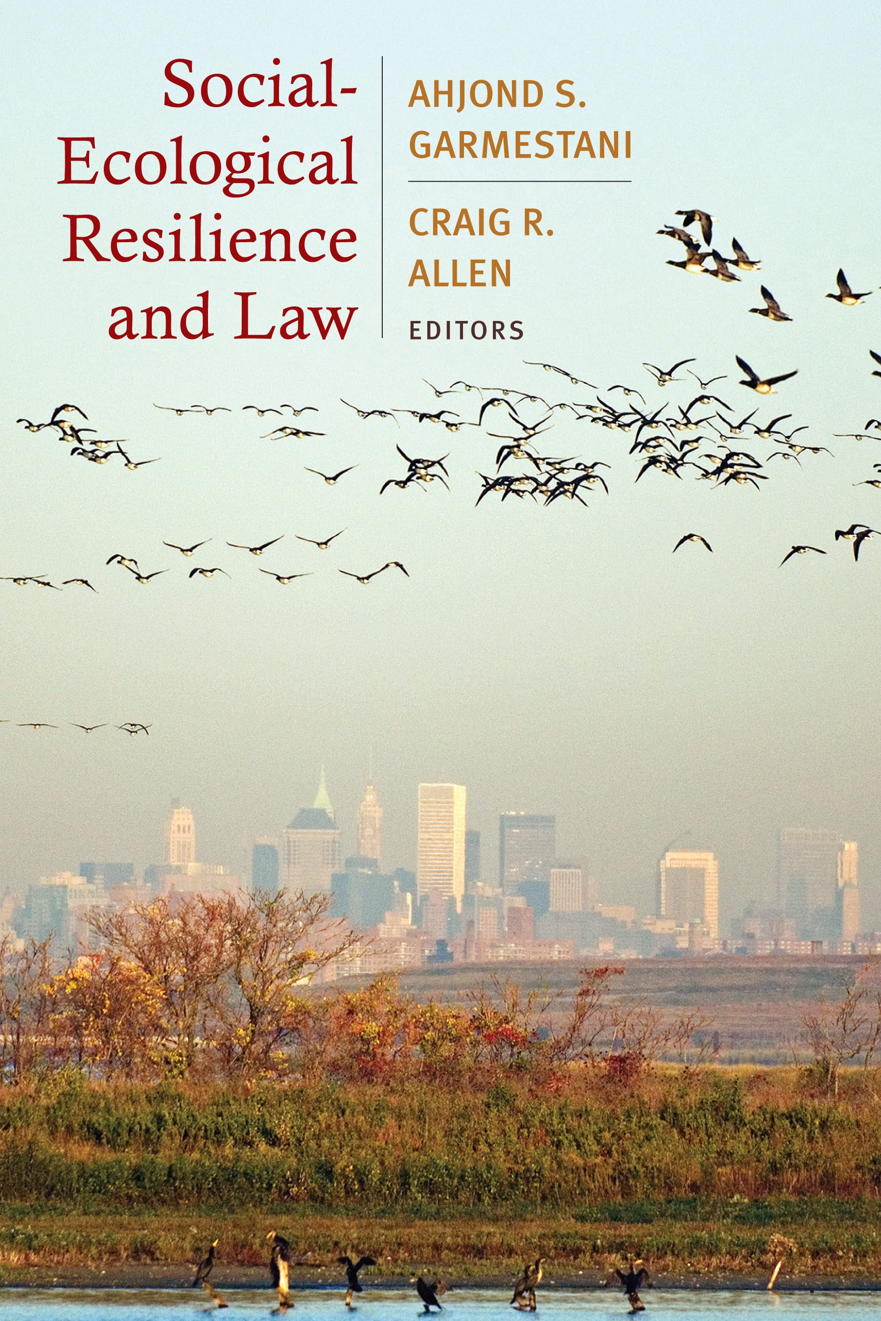 Abbildung von Garmestani / Allen | Social-Ecological Resilience and Law | 2014