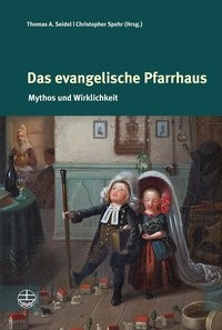 Abbildung von Seidel / Spehr   Das evangelische Pfarrhaus   2014