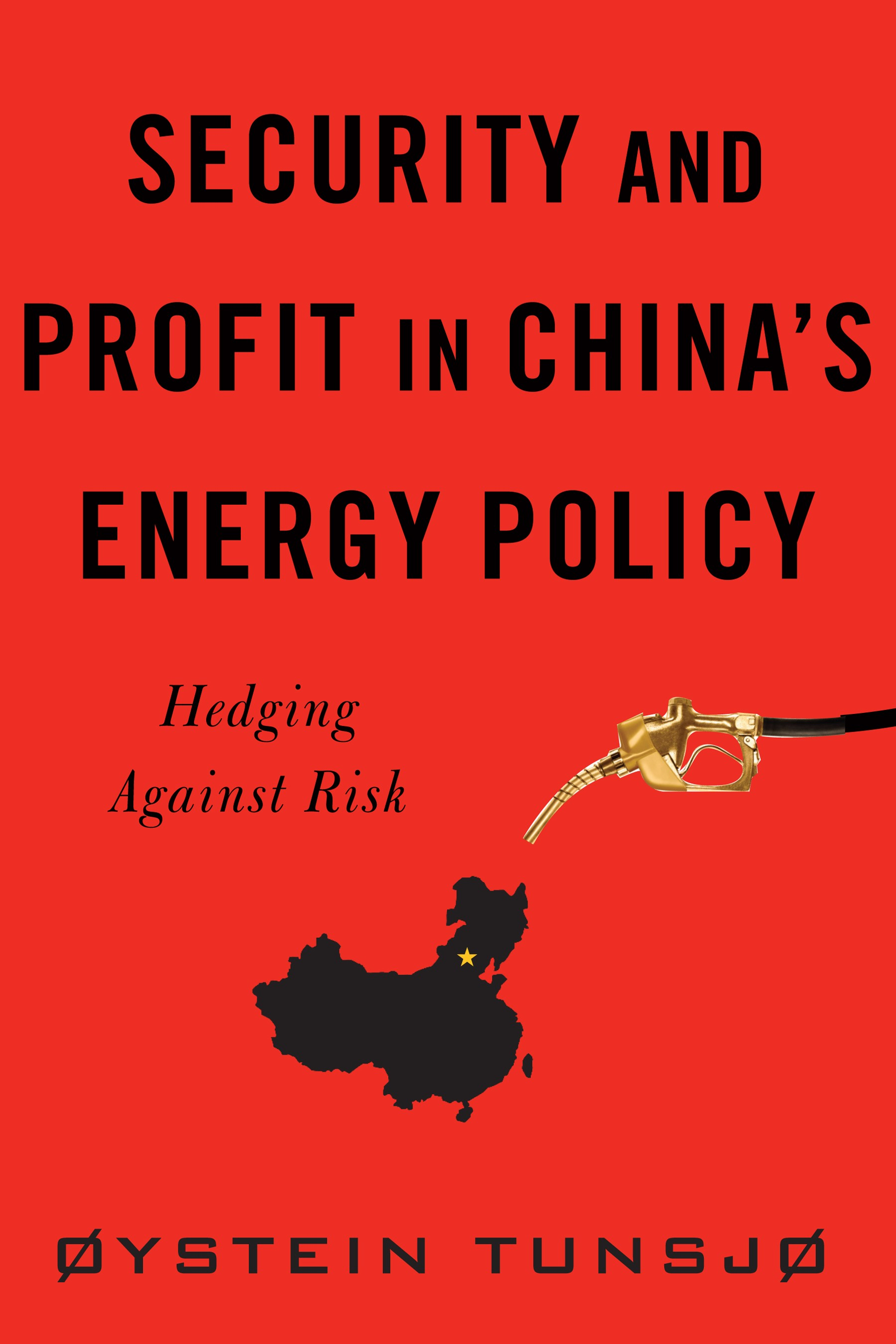 Abbildung von Tunsjø | Security and Profit in China's Energy Policy | 2013