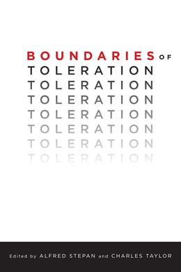 Abbildung von Stepan / Taylor | Boundaries of Toleration | 2014 | 16