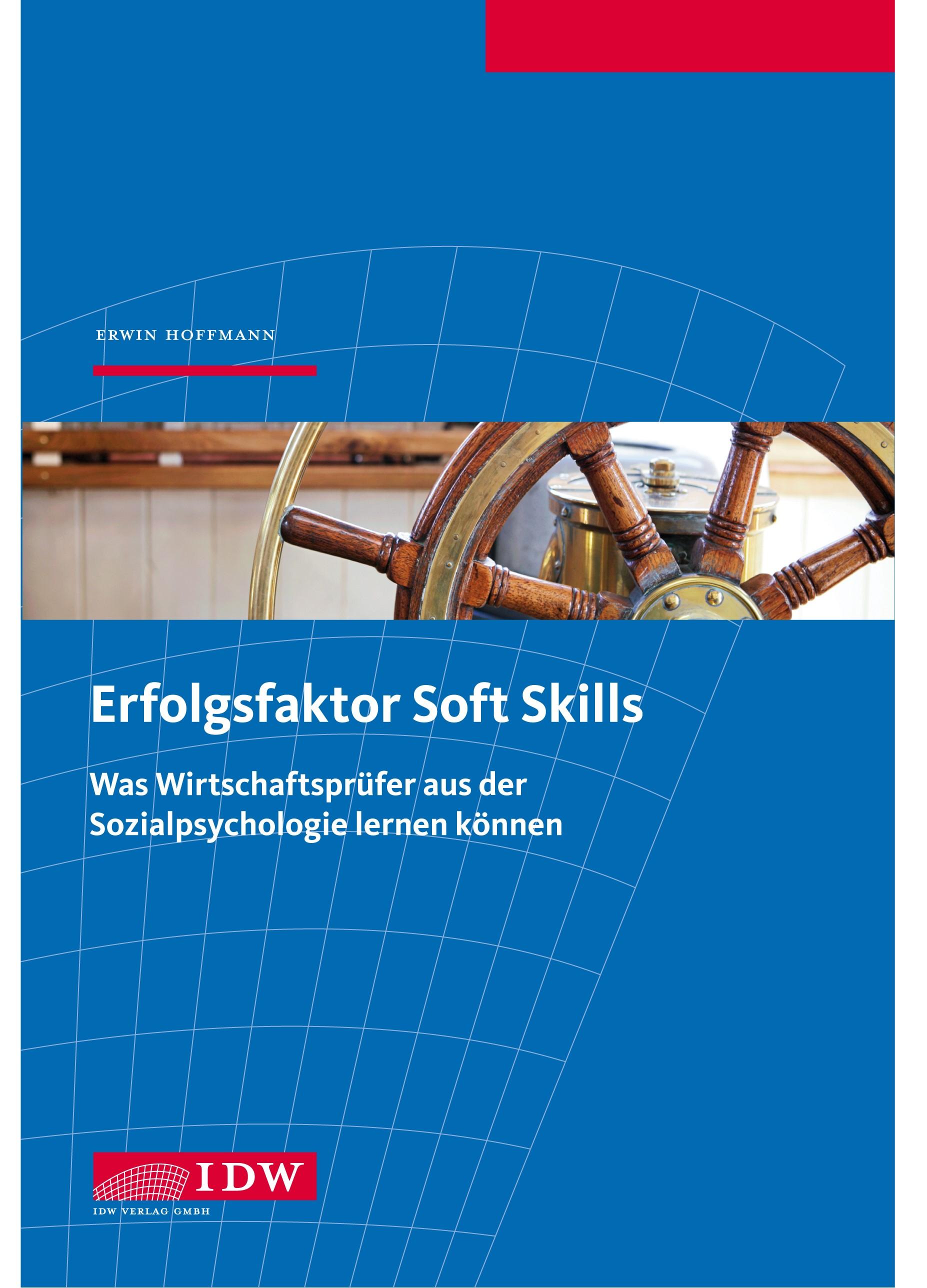 Erfolgsfaktor Soft Skills | Hoffmann, 2013 | Buch (Cover)