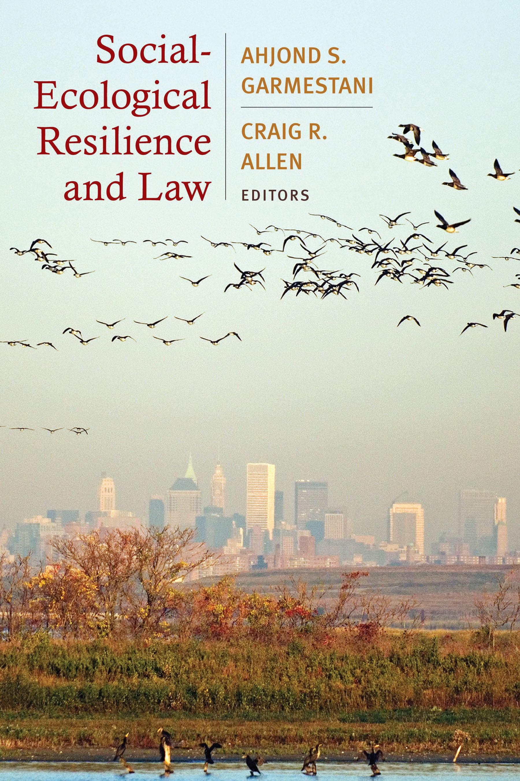Abbildung von Garmestani / Allen | Social-Ecological Resilience and Law | 2014