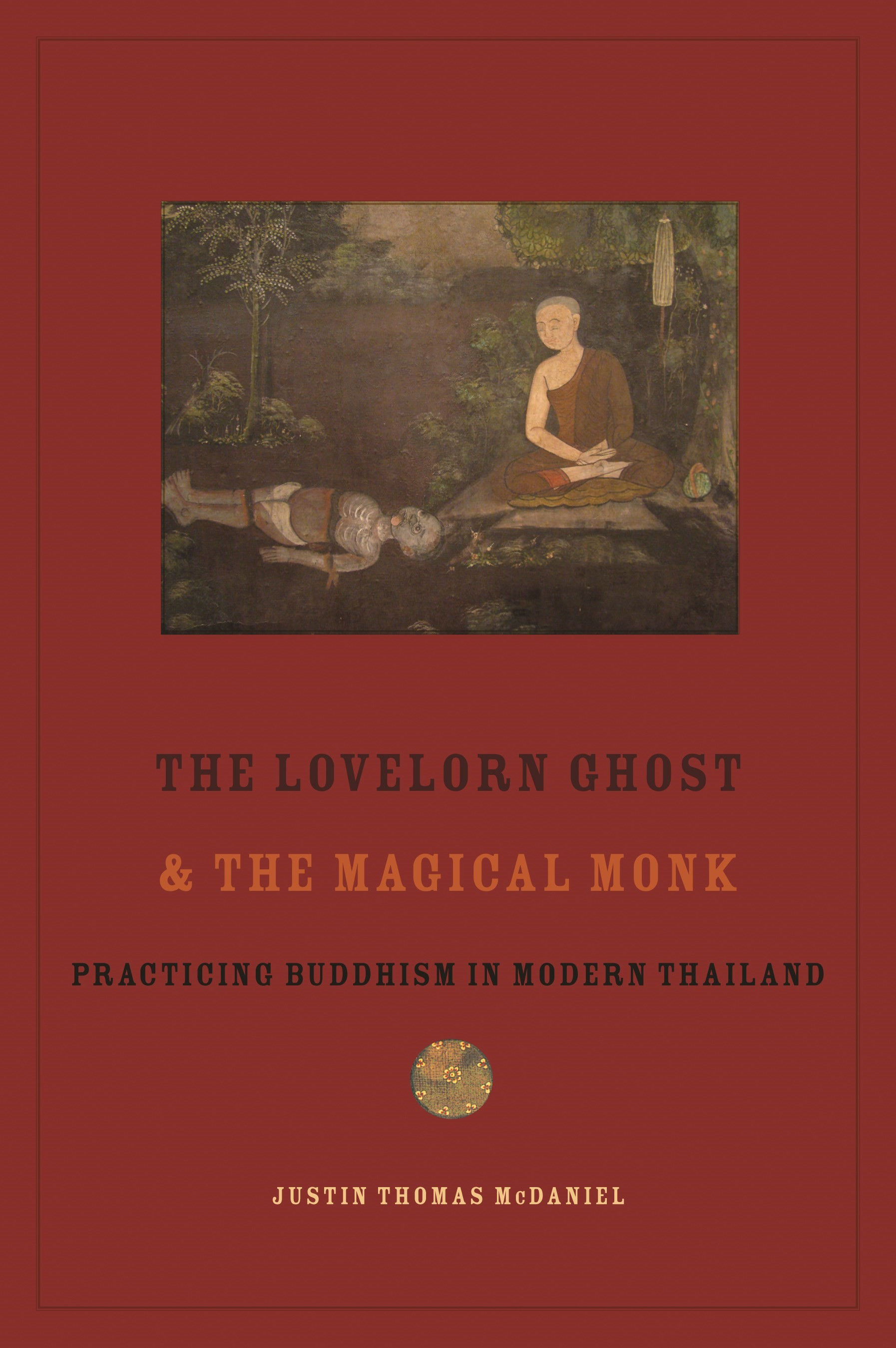 Abbildung von McDaniel   The Lovelorn Ghost and the Magical Monk   2014