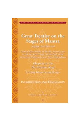 Abbildung von Great Treatise on the Stages of Mantra   2013   Chapters XI–XII (The Creation ...