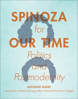 Abbildung von Negri | Spinoza for Our Time | 2013 | Politics and Postmodernity
