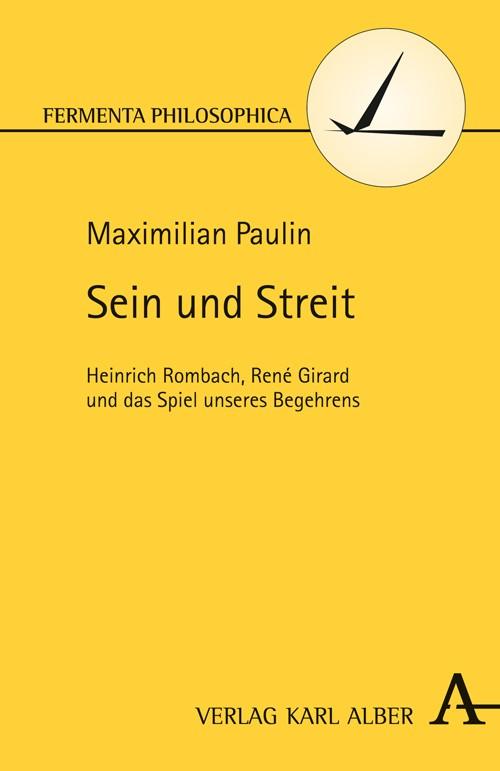 Abbildung von Paulin | Sein und Streit | 2013