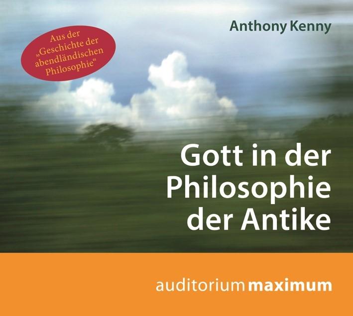 Abbildung von Kenny | Gott in der Philosophie der Antike | 2013