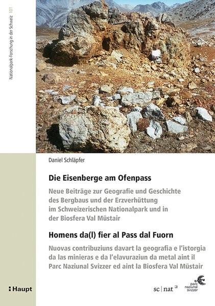 Abbildung von Schläpfer | Die Eisenberge am Ofenpass - Homens da(l) fier al Pass dal Fuorn | 2013