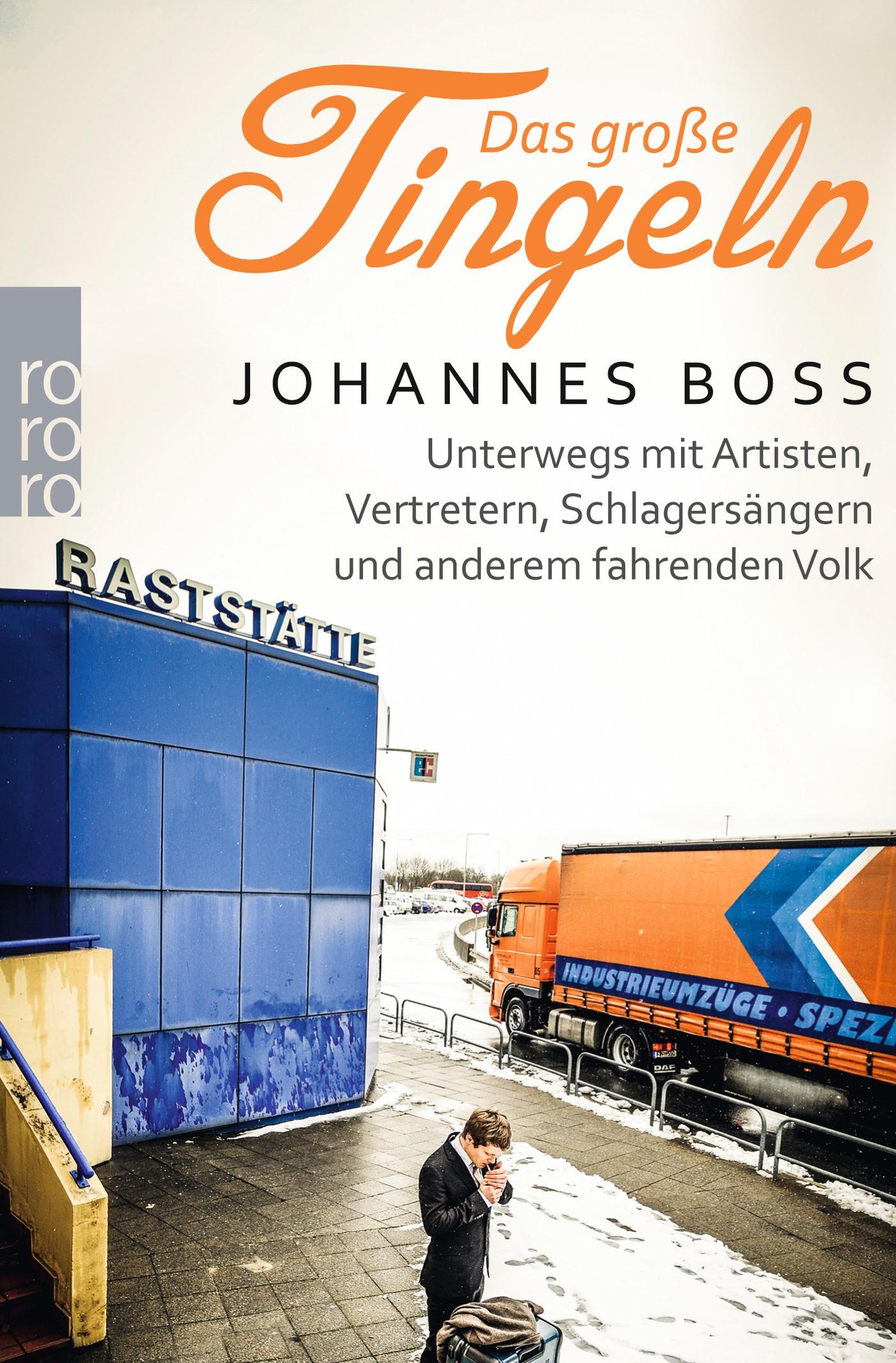 Das große Tingeln | Boss, 2016 | Buch (Cover)