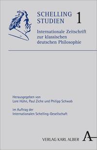 Abbildung von Hühn / Ziche / Schwab | Schelling-Studien | 2013