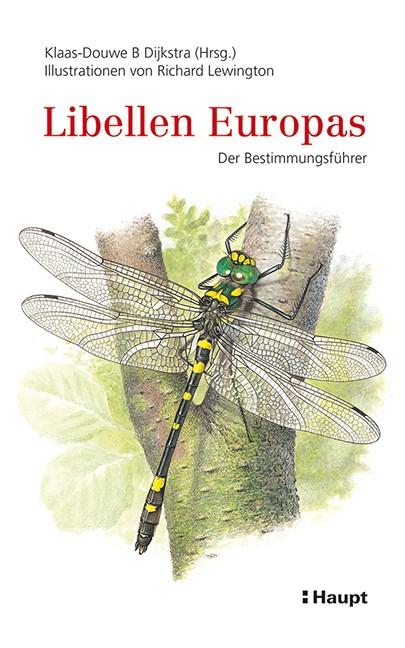 Abbildung von Dijkstra | Libellen Europas | 2014