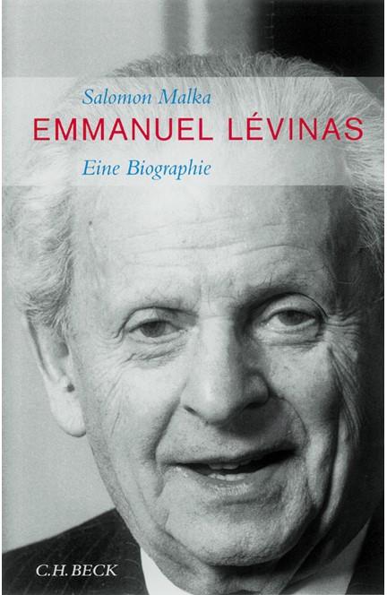 Cover: Salomon Malka, Emmanuel Lévinas
