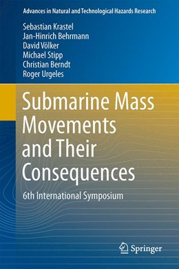 Abbildung von Krastel / Behrmann / Völker / Stipp / Berndt / Urgeles / Chaytor / Huhn / Strasser / Harbitz | Submarine Mass Movements and Their Consequences | 2013 | 6th International Symposium | 37