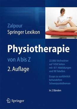 Abbildung von Zalpour   Springer Lexikon Physiotherapie   2013   von A-Z