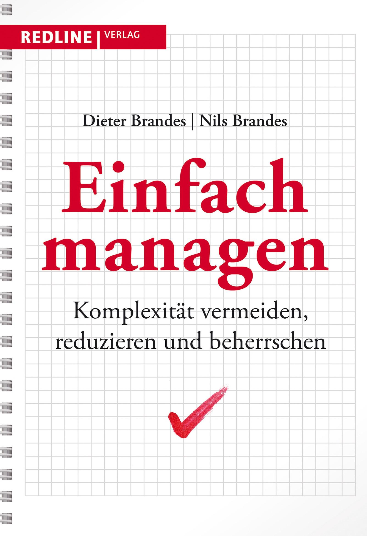 Einfach managen | Brandes | 4. Auflage 2014, 2013 | Buch (Cover)