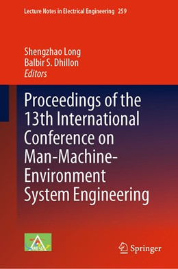 Abbildung von Long / Dhillon   Proceedings of the 13th International Conference on Man-Machine-Environment System Engineering   2013   259