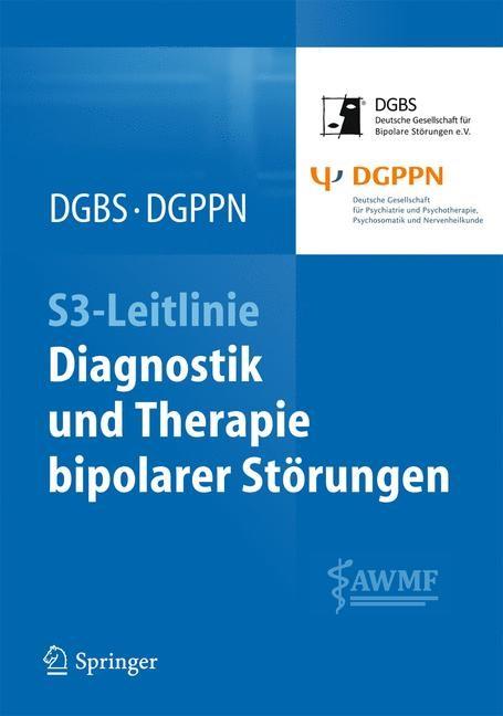 Abbildung von S3-Leitlinie - Diagnostik und Therapie bipolarer Störungen | 2013