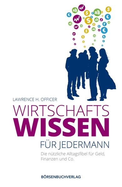 Wirtschaftswissen für jedermann | Officer, 2013 (Cover)