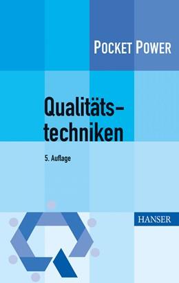 Abbildung von Theden / Colsman | Qualitätstechniken | 2013 | Werkzeuge zur Problemlösung un...