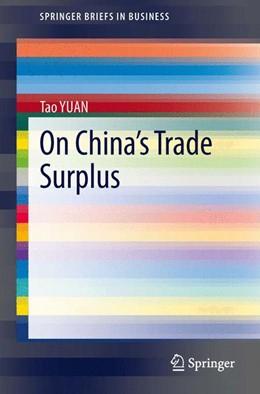 Abbildung von Yuan | On China's Trade Surplus | 2013