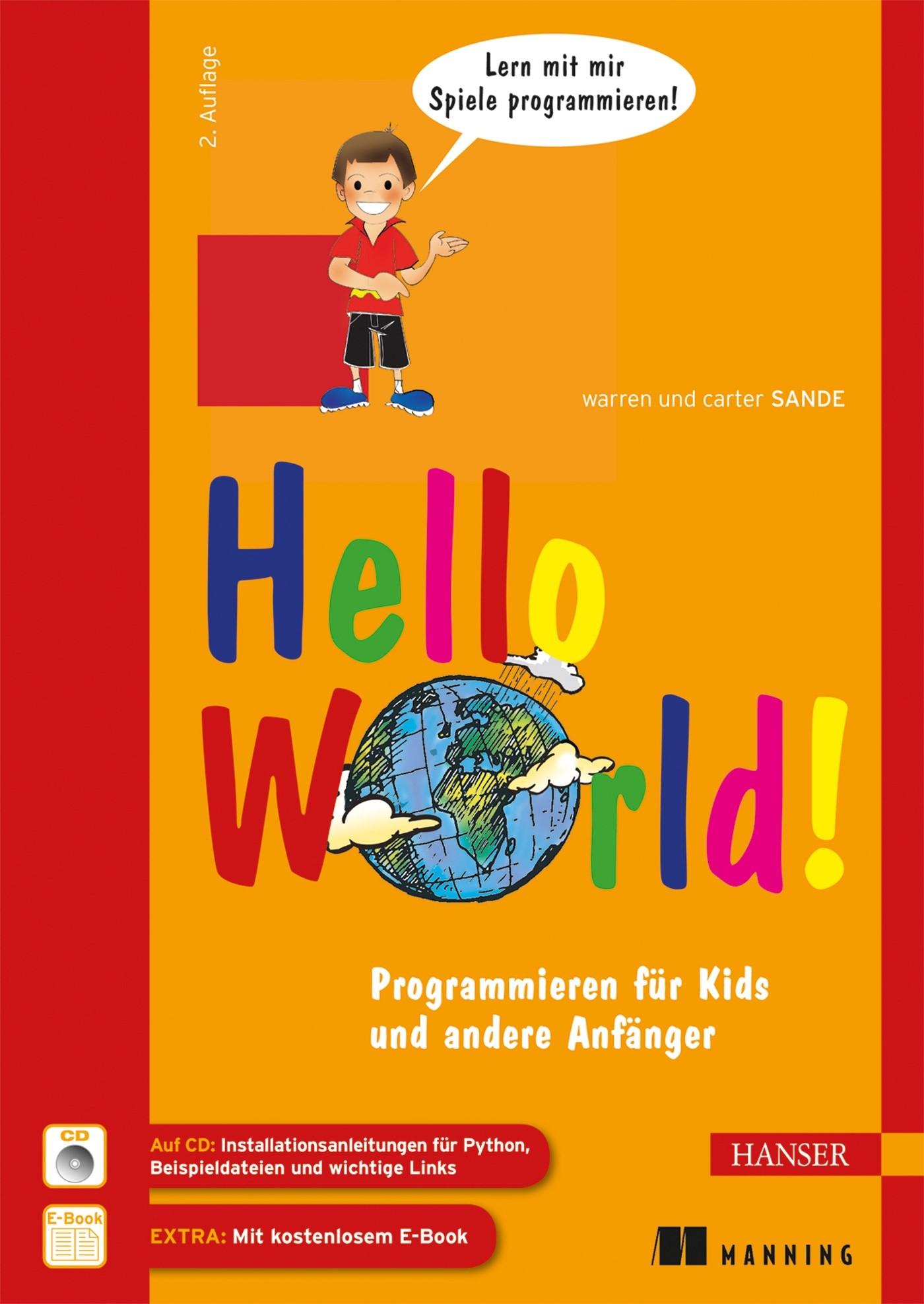 Abbildung von Sande | Hello World! | 2., aktualisierte und erweiterte Auflage | 2014