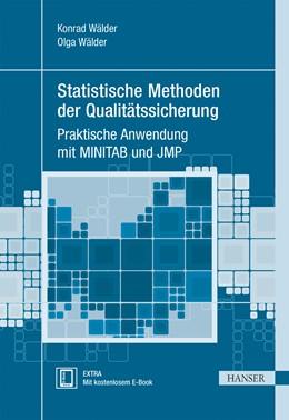 Abbildung von Wälder / Brunner   Statistische Methoden der Qualitätssicherung   2013   Praktische Anwendung mit MINIT...