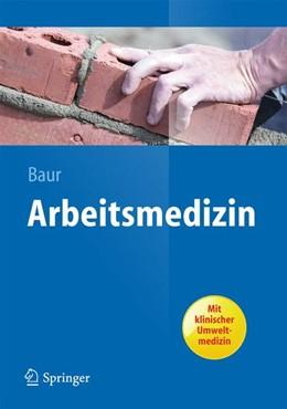 Abbildung von Baur | Arbeitsmedizin | 2013