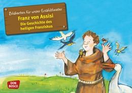 Abbildung von Herrmann / Wittmann | Bildkarten für unser Erzähltheater: Franz von Assisi - Die Geschichte des heiligen Franziskus | 1. Auflage | 2013 | beck-shop.de