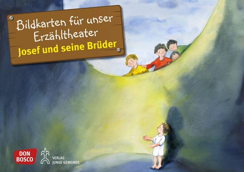 Bildkarten für unser Erzähltheater: Josef und seine Brüder | Brandt / Nommensen, 2013 | Buch (Cover)