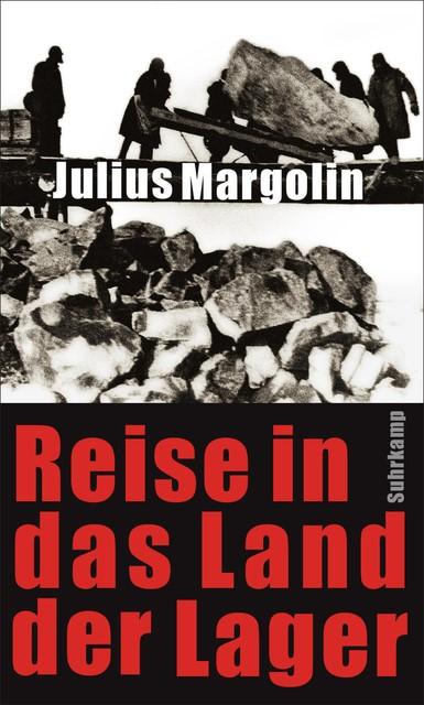 Abbildung von Margolin | Reise in das Land der Lager | 2013