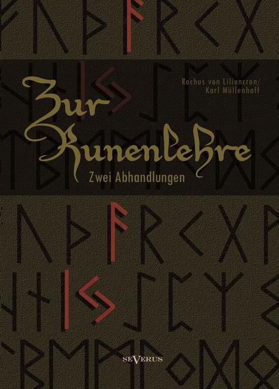 Abbildung von Müllenhoff | Zur Runenlehre | 2013