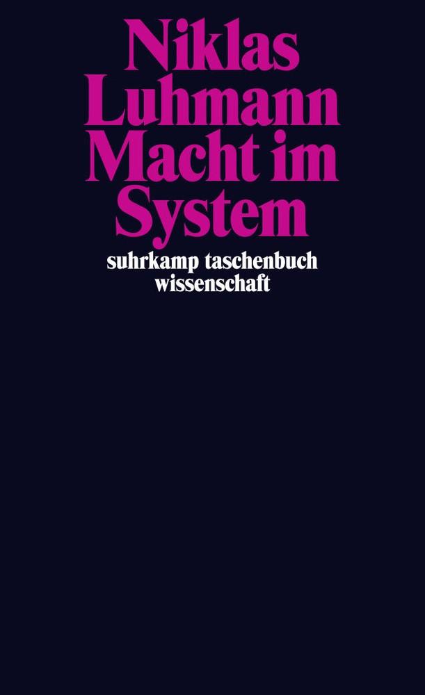 Abbildung von Luhmann / Kieserling | Macht im System | 2013