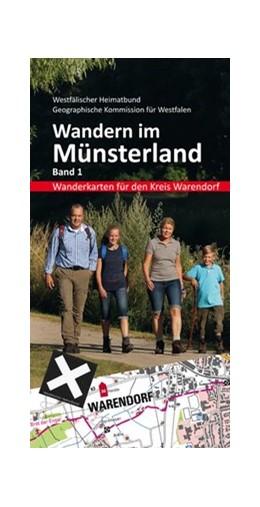 Abbildung von Westfälischer Heimatbund / Geografische Kommission f. Westfalen | Wandern im Münsterland | 2013 | Band 1: Wanderkarten für den K...