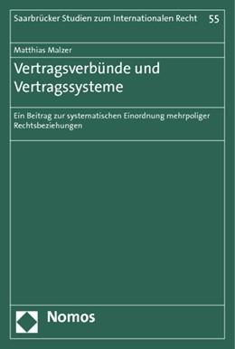 Abbildung von Malzer | Vertragsverbünde und Vertragssysteme | 1. Auflage | 2013 | 55 | beck-shop.de