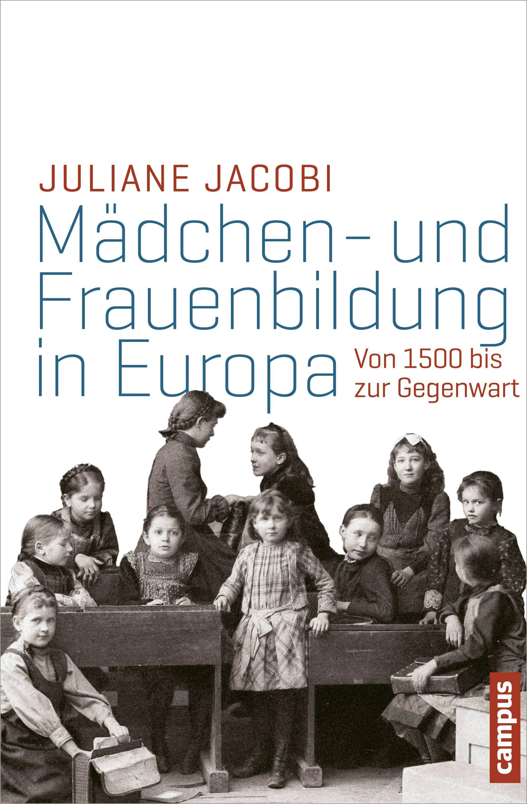 Abbildung von Jacobi   Mädchen- und Frauenbildung in Europa   2013